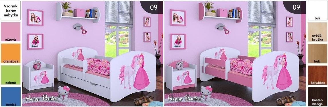 2158591b133e6 Detská izba PRINCEZNÁ A KONÍK | e-shop Maxmax.sk