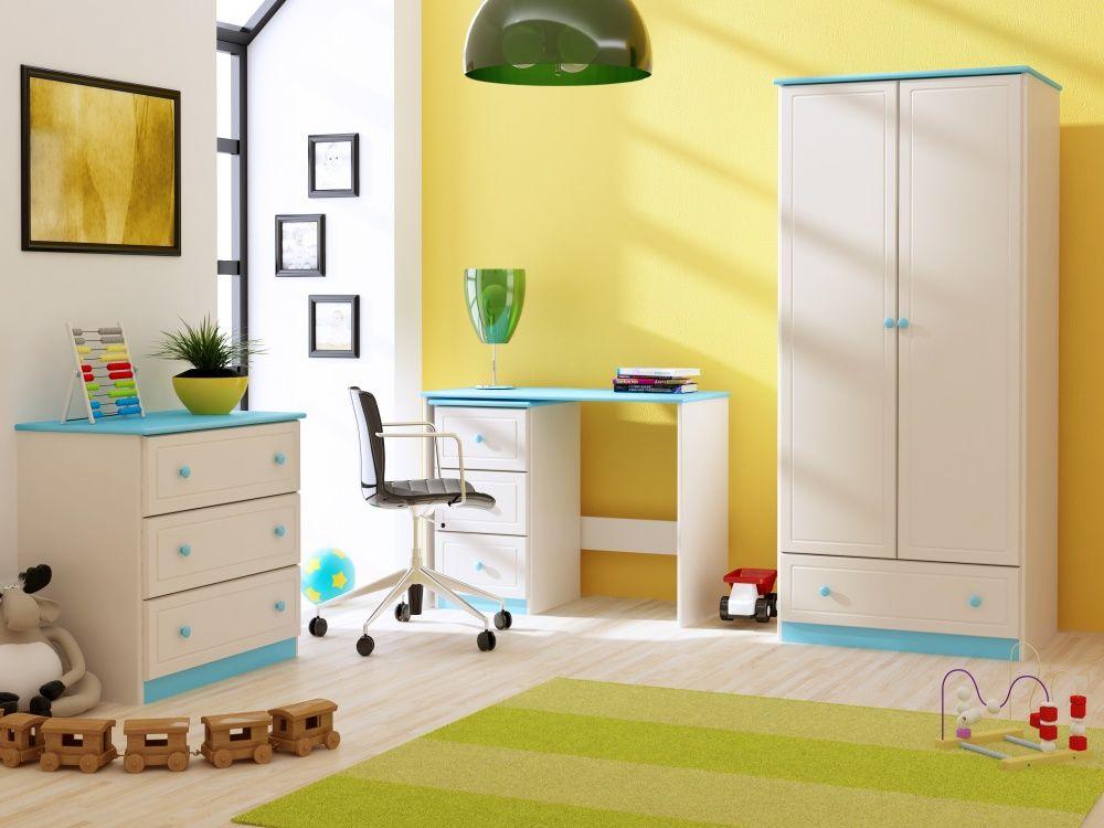 Dětský pokoj - modrý