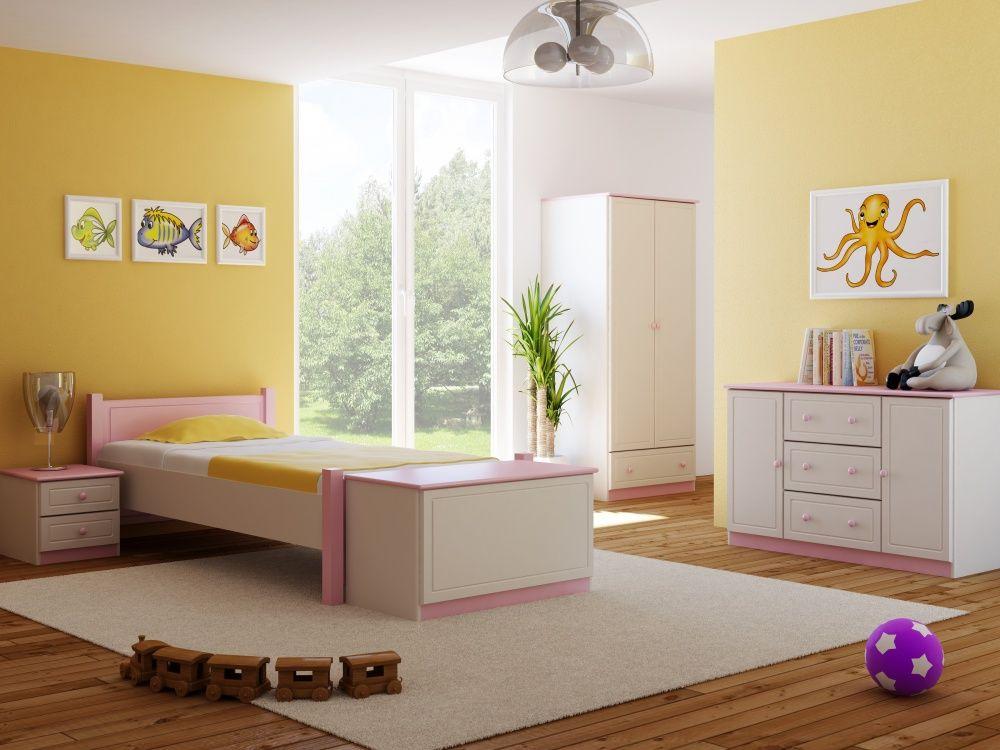 Dětský pokoj - růžový
