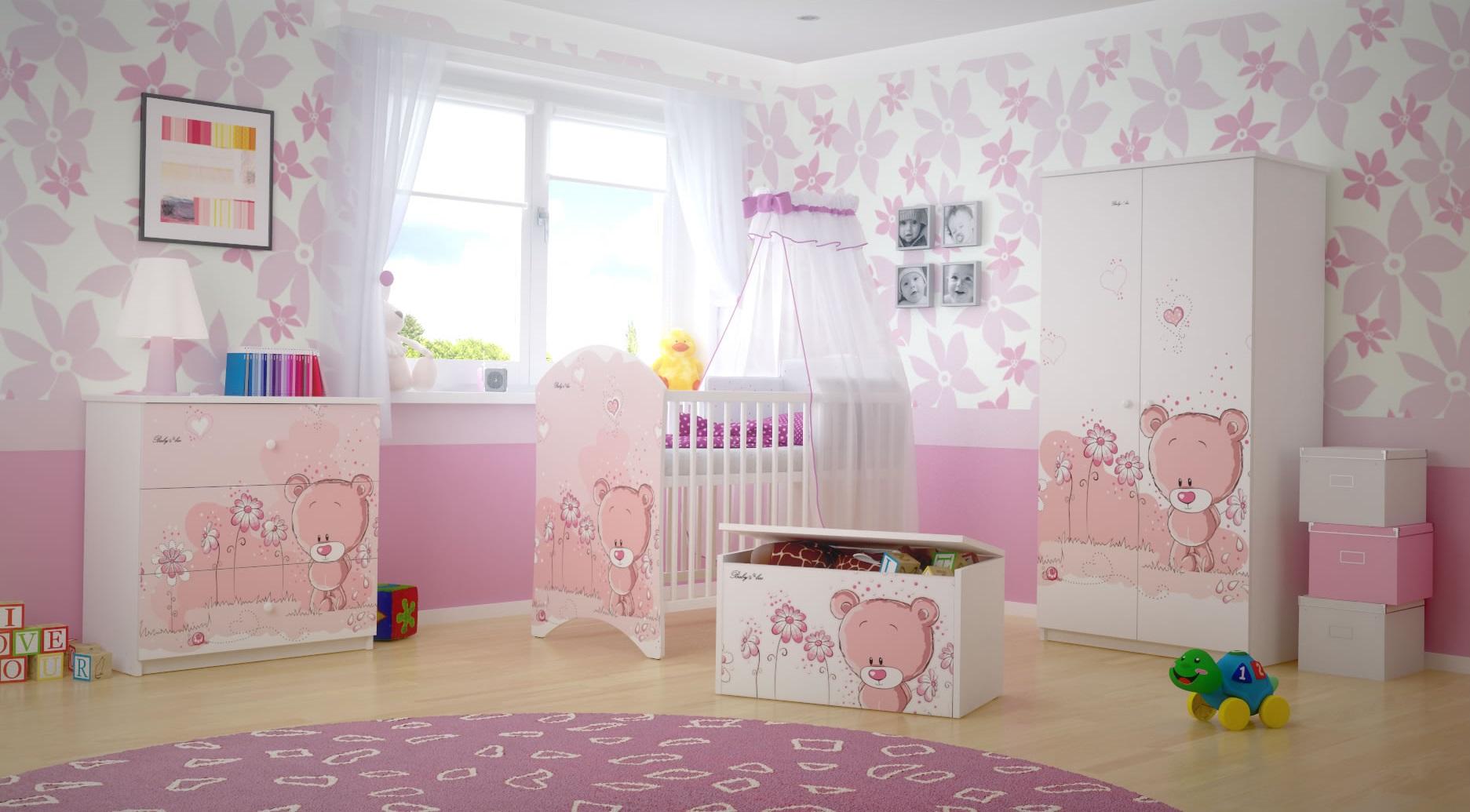 Detský pokoj pre najmenších