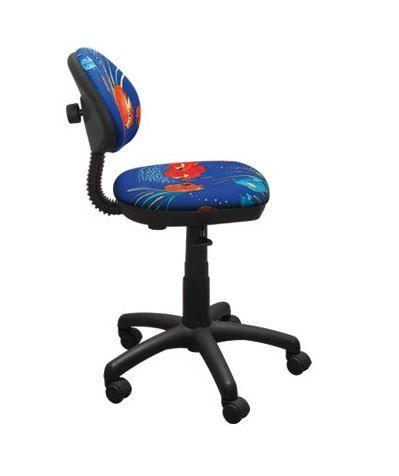 Dětská otočná židle TYP 1 - RYBIČKY