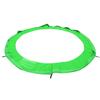 Potah na trampolínu - ochranný límec - 360 cm - zelený