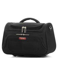 Cestovní kufr ECOSTAR - černý