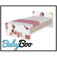 Dětská postel MAX Disney - MINNIE I 180x90 cm - BEZ ŠUPLÍKU