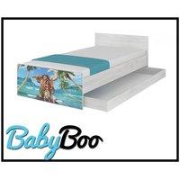Dětská postel MAX Disney - MOANA 180x90 cm - bez bariérek