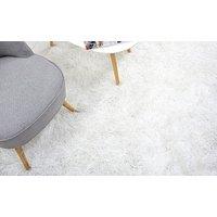 Kusový koberec Shaggy MAX inspiration - bílý