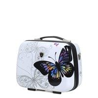 Moderní cestovní kufry MOTÝL - příruční kufřík