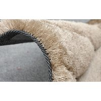 Kusový koberec Shaggy MAX cosmo - béžový