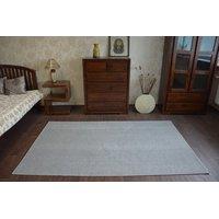 Kusový koberec ETON - stříbrný
