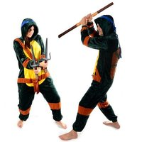 Overal KIGURUMI - ninja želva Leonardo