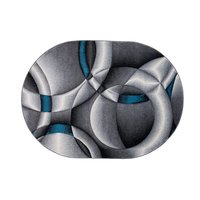 Koberec Desing Carpet Trendy OVÁL 1