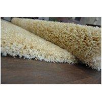 Kusový koberec SHAGGY NARIN zlatý