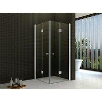 Sprchový kout FOLD 70x70 cm