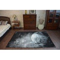 Moderní koberec Měsíc
