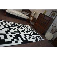 Moderní koberec Tetris