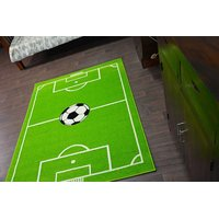 Dětský koberec FUNKY TOP HOP fotbalový trávník