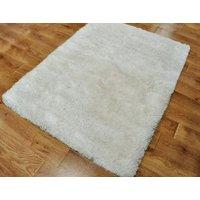 Kusový koberec SHAGGY SPARTA bílý