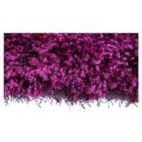 Kusový koberec SHAGGY FLUFFY - fialový