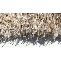 Kusový koberec SHAGGY FLUFFY - krémový