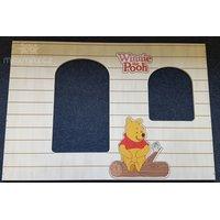 Dětská postel DOMEK Disney