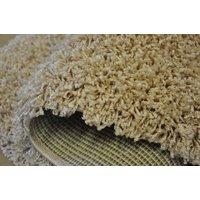 Kusový koberec SHAGGY SPARTA krémový