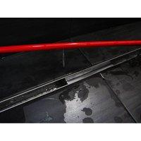 Odtokový sprchový žlab PERFECT SLIM - stick red