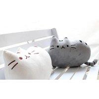 Plyšová kočka PUSHEEN - světle šedá