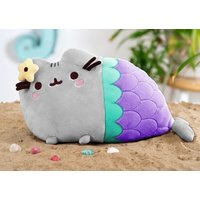 Plyšová kočka PUSHEEN - mořská víla