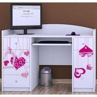 Dětský psací stůl FALL IN LOVE - TYP 1