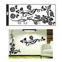 Samolepky na zeď ORNAMENTY color - vzor 6