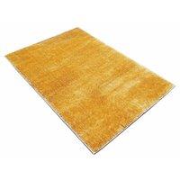 Kusový koberec SHAGGY TOP - karamel