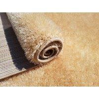 Kusový koberec SHAGGY TOP - béžový
