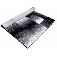 Kusový koberec SHAGGY TOP - tetris - šedý