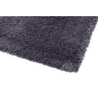 Kusový koberec SHAGGY TOP - šedo-fialový