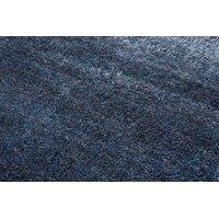 Kusový koberec SHAGGY TOP - tyrkysový