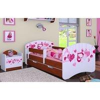 Dětská postel se šuplíkem 180x90cm FALL IN LOVE