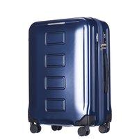 Moderní cestovní kufry VANCOUVER - tmavě modré
