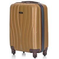 Cestovní kufry GOLDSTAR - zlaté