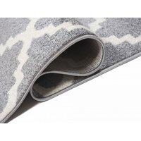 Kusový koberec Maroko - 890 - šedý