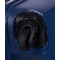 Moderní cestovní kufry ACAPULCO - námořnická modř