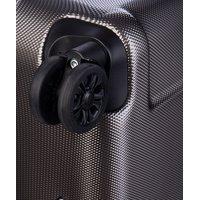 Moderní cestovní kufry LONDON - šedé