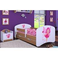 Dětská postel se šuplíkem 160x80cm VÍLA