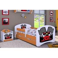 Dětská postel se šuplíkem 160x80cm FERRARI