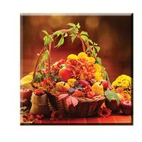 Obraz na plátně 30x30cm FRUIT - vzor 25
