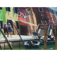 Obrazy na plátně 30x30cm - detail