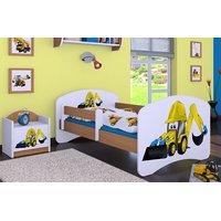 Dětská postel bez šuplíku 160x80cm BAGR