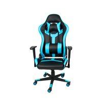 Herní židle X-GAMER světle modrá