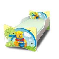 Dětská postel s krásným motivem