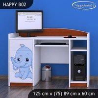 Dětský psací stůl - TYP 2