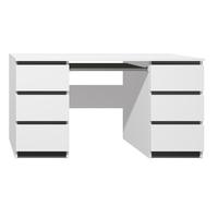 Psací stůl - CITY TYP B - grafit